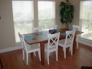 Florida Waterfront Condo Horseshoe Beach Dining