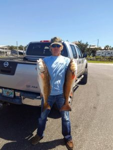 Living the Dream - Florida's Best Fishing - Horseshoe Beach