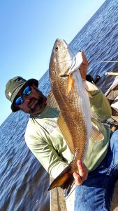 Living the Dream - Florida's Best Fishing - Horseshoe Beach
