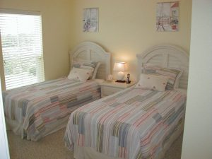 Florida Waterfront Condo Horseshoe Beach Bedroom