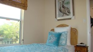 Florida Waterfront Home with Gulf View - Horseshoe Beach, Florida - Compass Realty of North Florida - bedroom