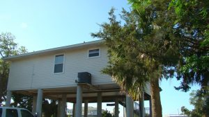 Florida Waterfront Home with Gulf View - Horseshoe Beach, Florida - Compass Realty of North Florida - exterior