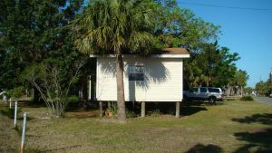 Florida Waterfront Home with Gulf View - Horseshoe Beach, Florida - Compass Realty of North Florida - out building